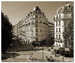 Spaziergänge in Paris....