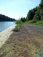Spaziergang am Mittellandkanal