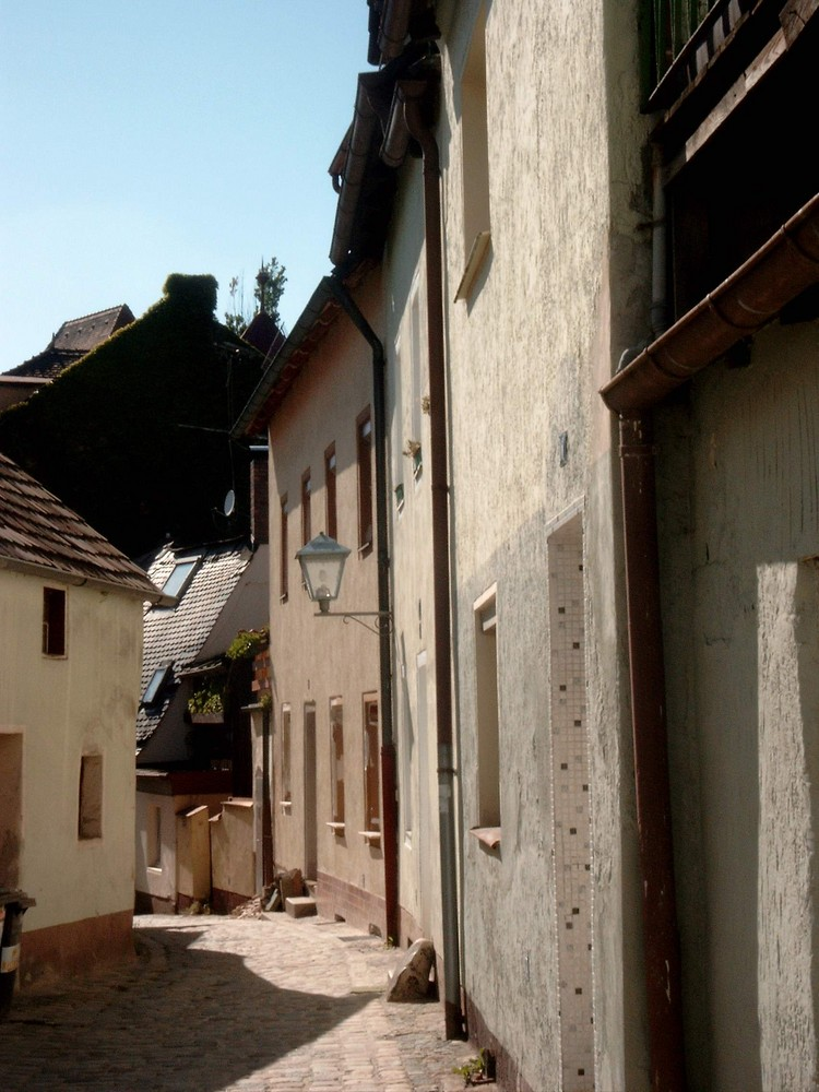 Spaziergang durch Amberg