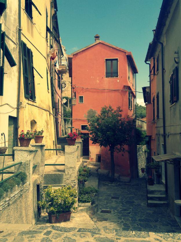 Spaziergang durch Italien