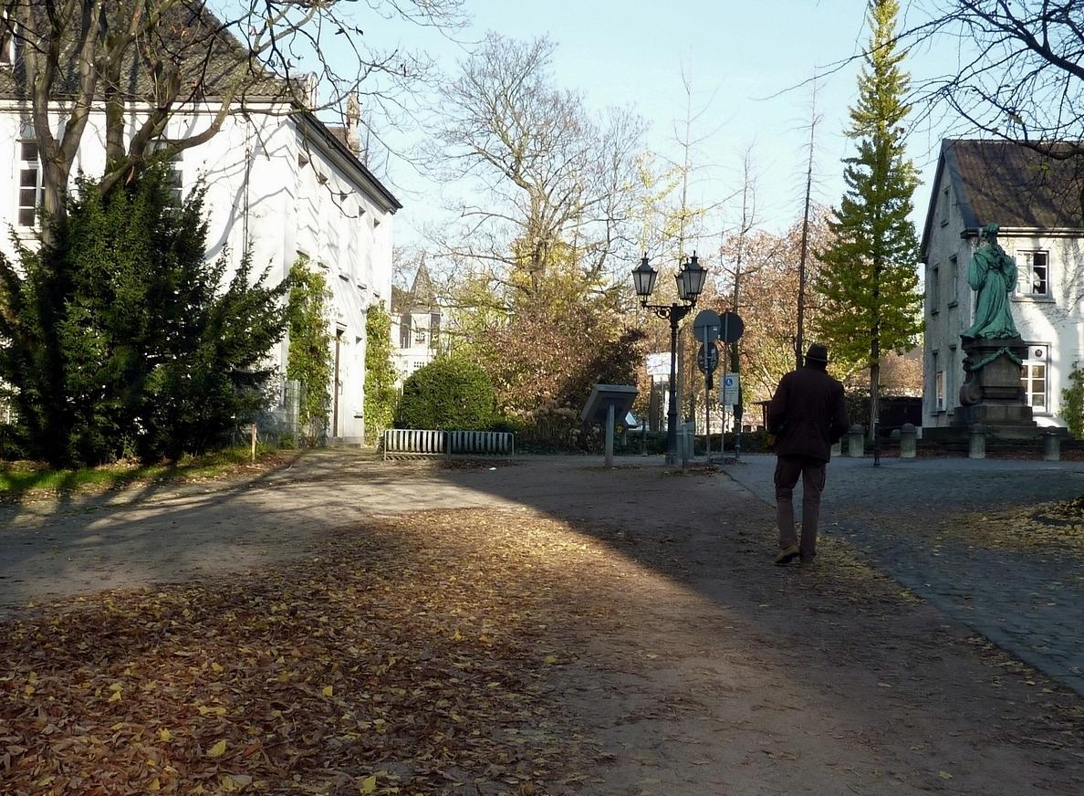 Spaziergang im November...
