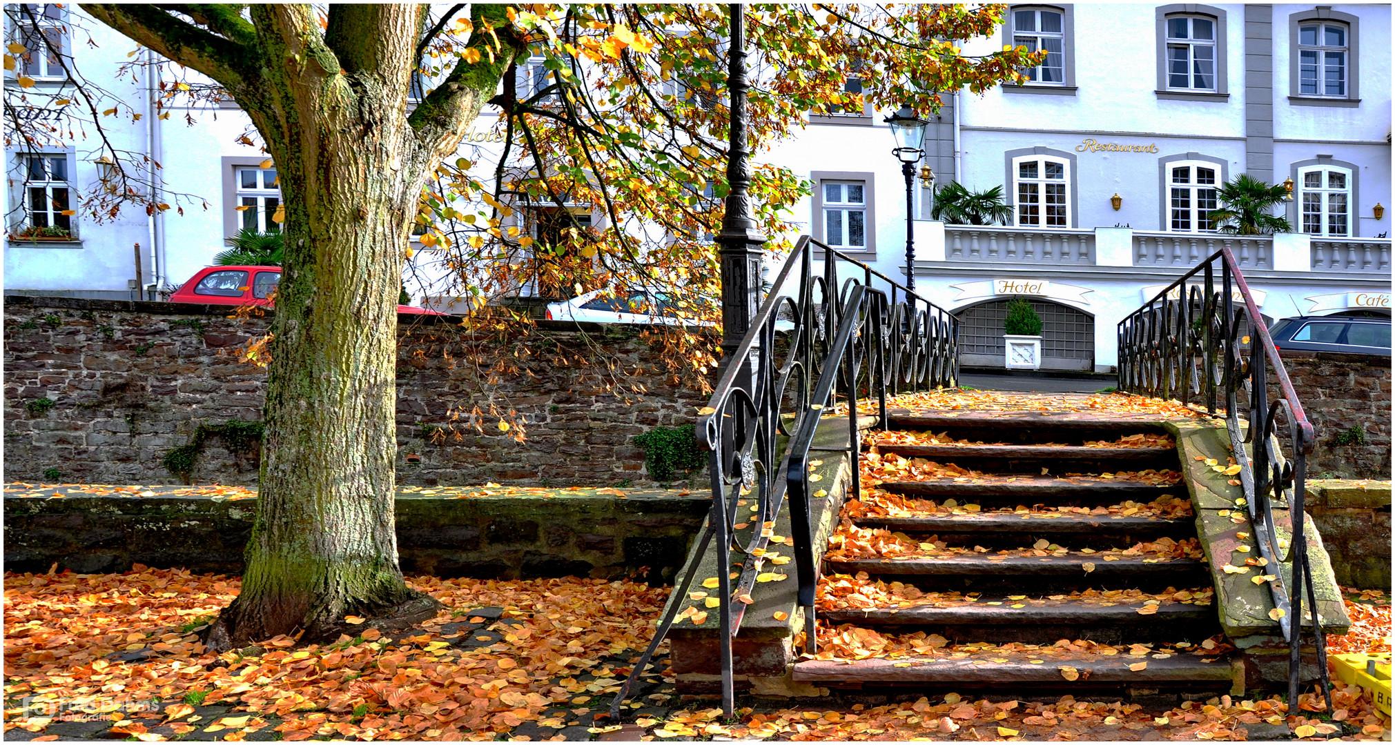 Spaziergang in Bad Karlshafen II
