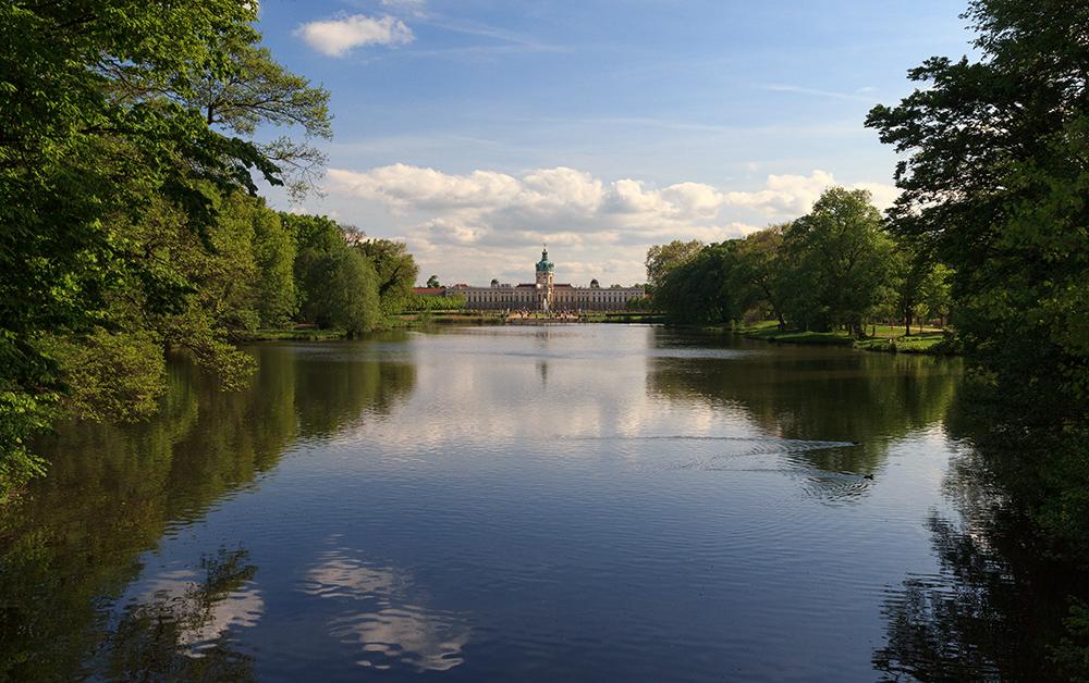 Spaziergang in Charlottenburg