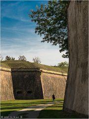 Spaziergang in der Festung