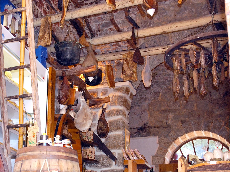 Spécialités Corse à  Sartène (Corse)