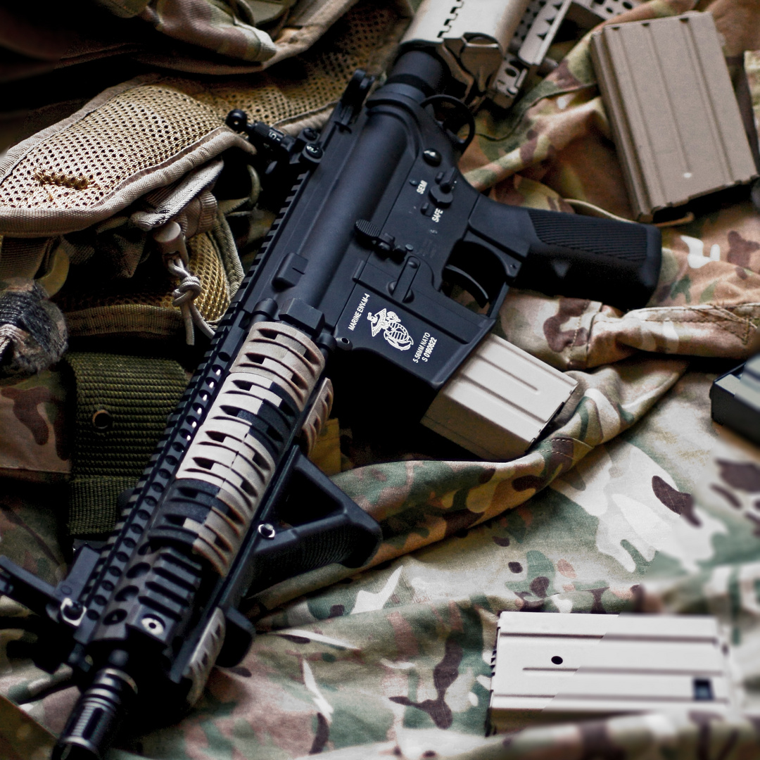 Specna Arms Mk18 - cal. 6mm BB