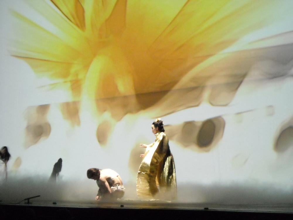 spectacle de danse Marco Pollo de pietra galla
