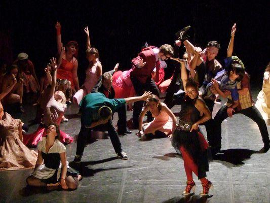 spectacle de danse mylene riou 2