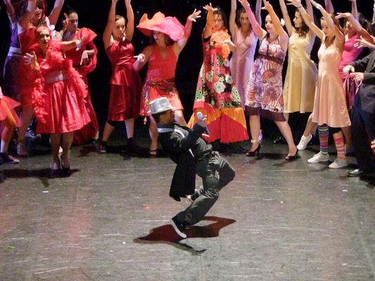 spectacle de danse mylene riou