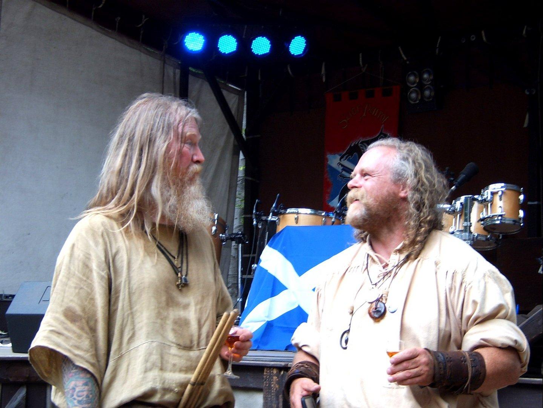 Spectaculum Hohenwestedt Juni 2011- Kevin Johnston von Saor Patrol-