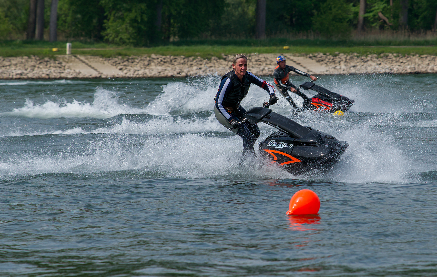 Speed am..... Rhein