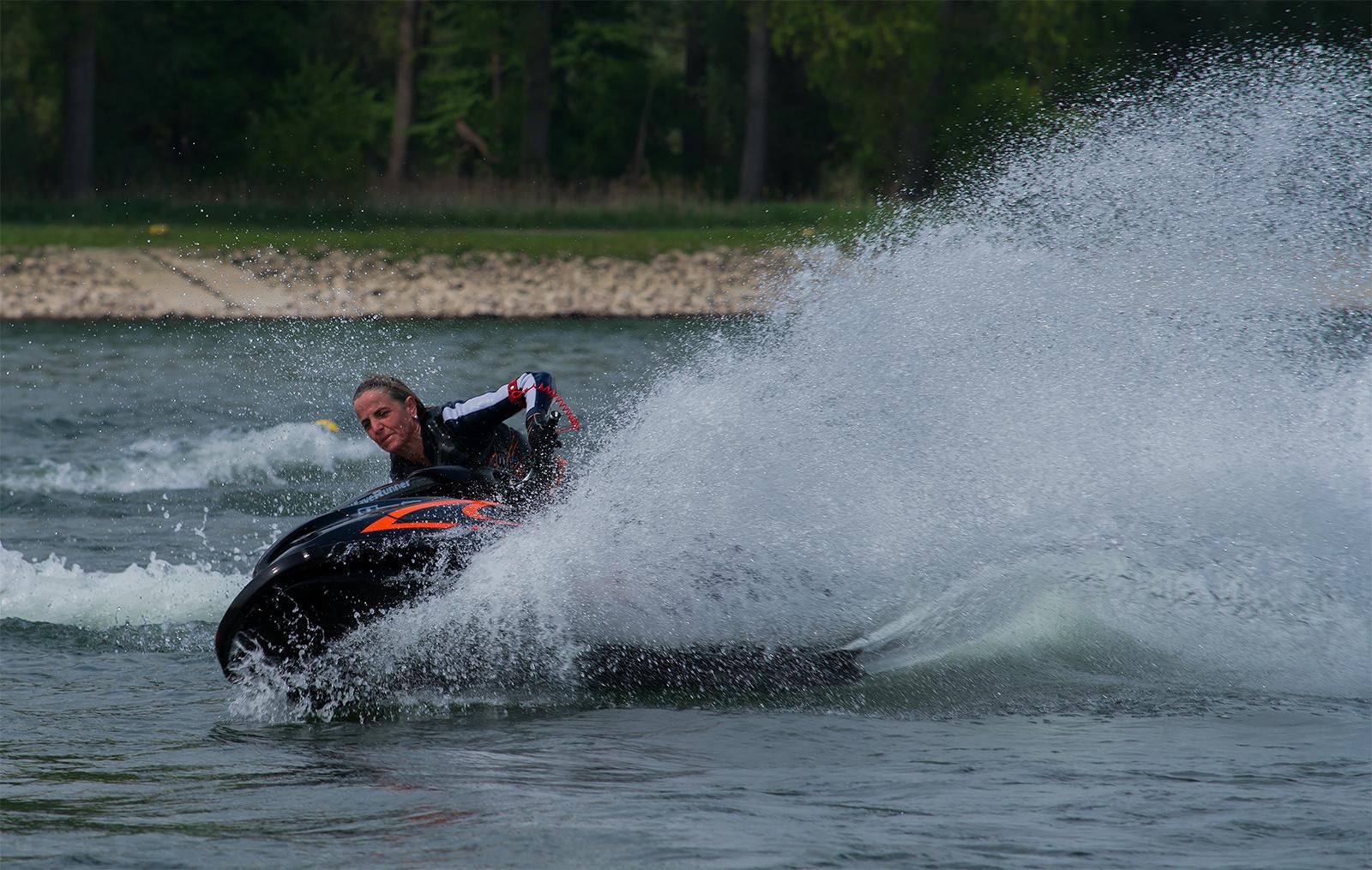 Speed am Rhein