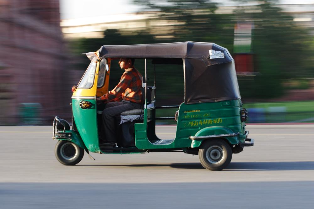 Speed in Delhi