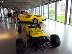 Speed in gelb !