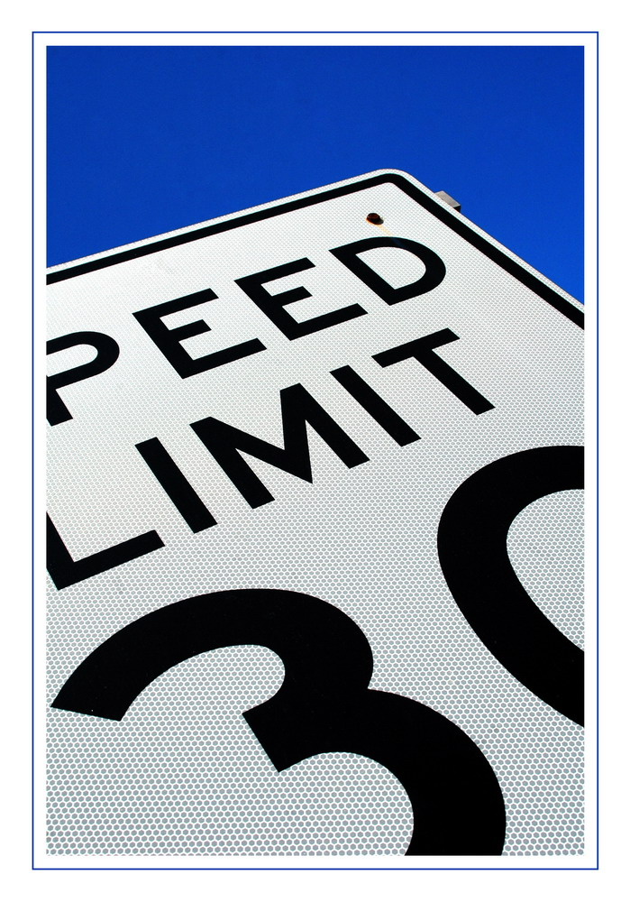 Speed Limit 30 (reload)