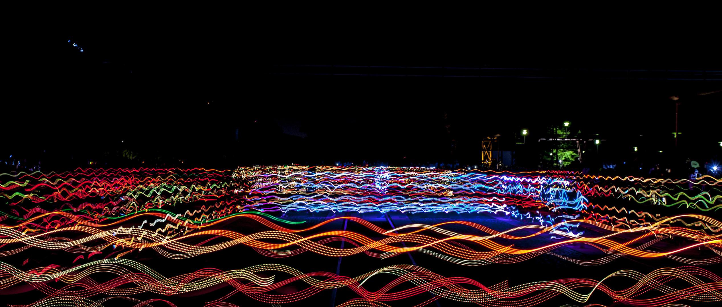 Speed of light Ruhr 2013