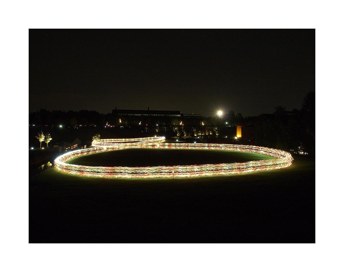 speed of light ruhr _ Ankunft in Bochum