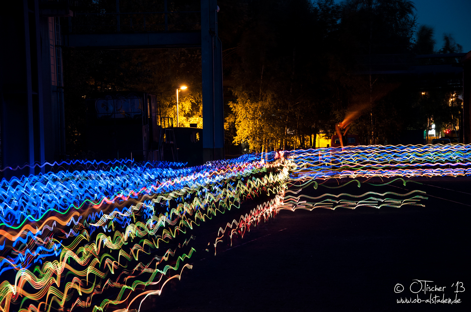 Speed of Light Ruhr - Presse Auftakt