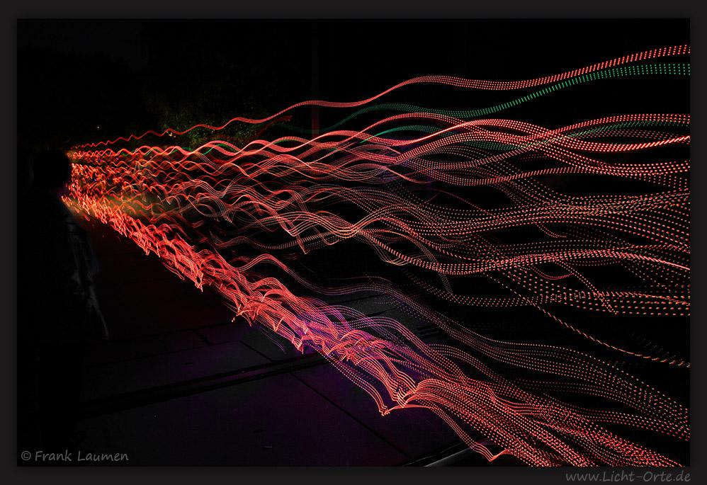 Speed of light ruhr - Zeche Zollverein