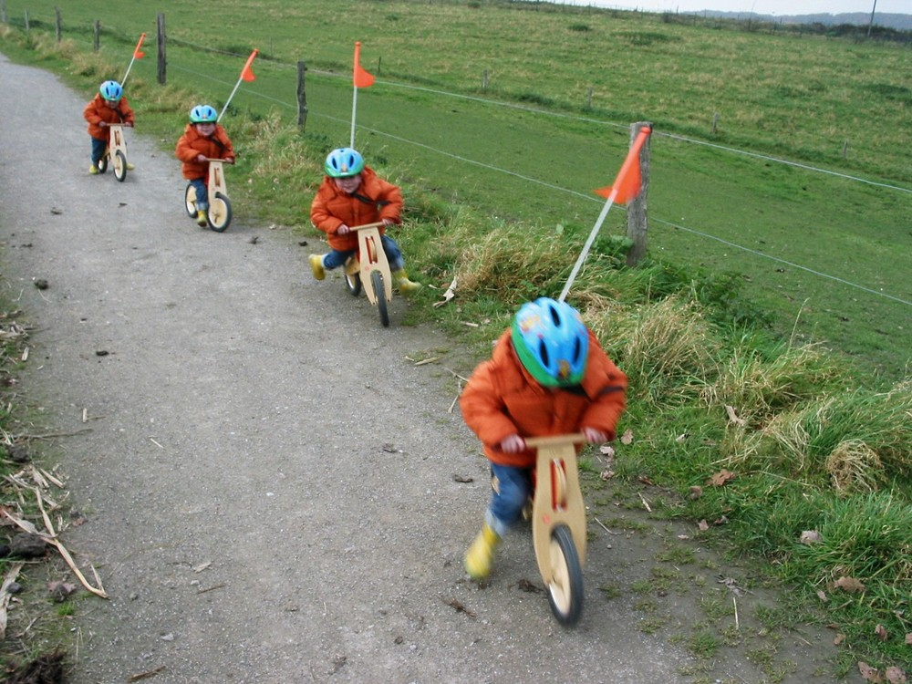 Speedbiking