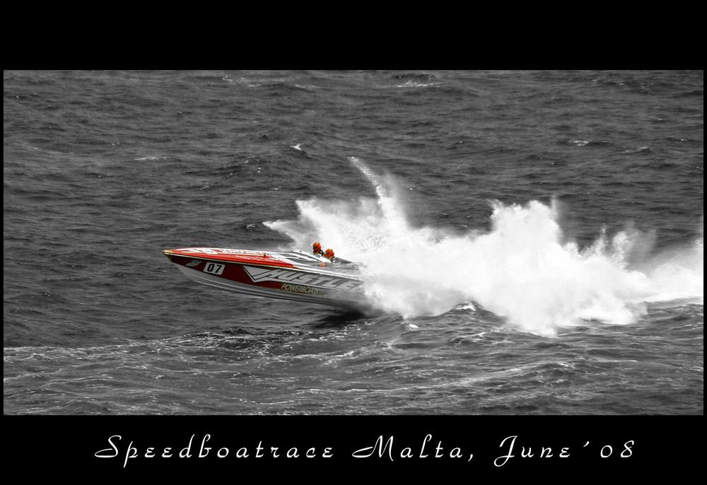 Speedboot Malta