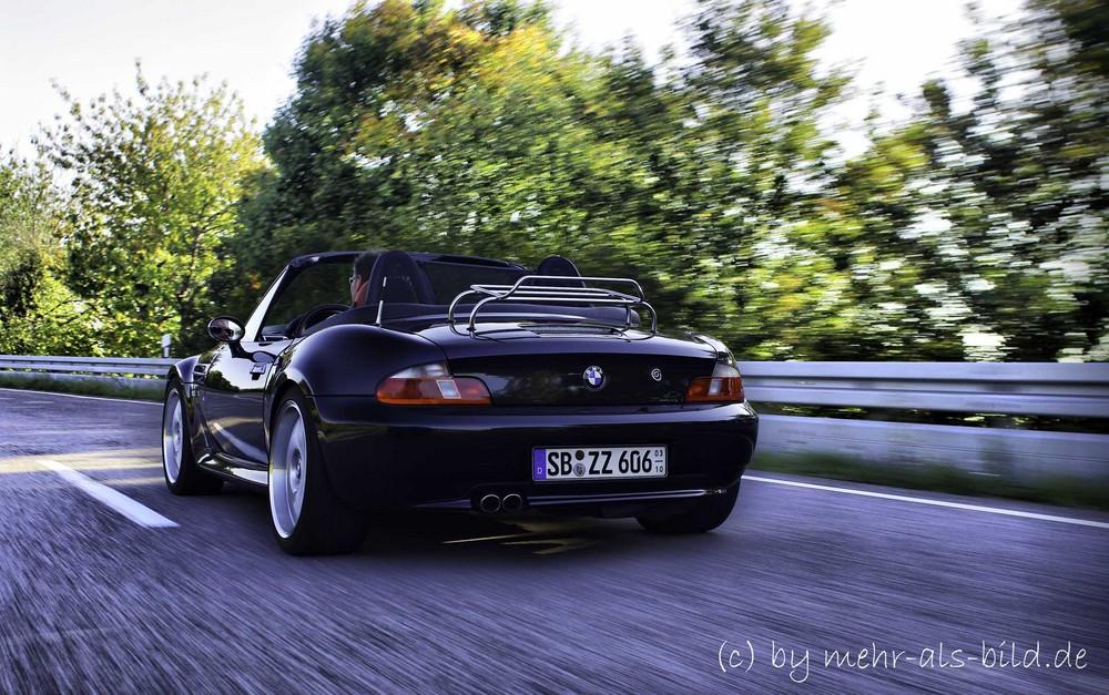 Speedshooting BMW Z3 III