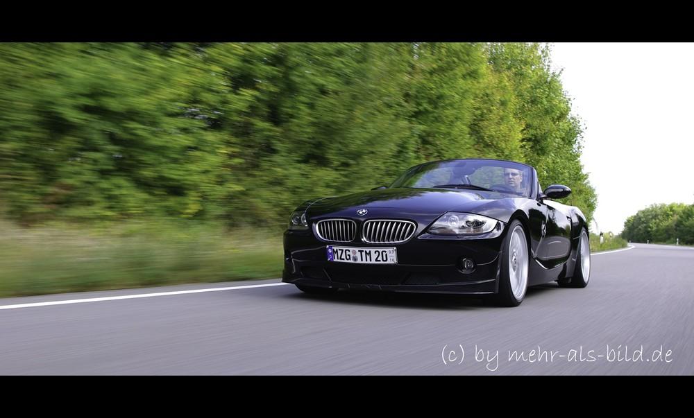 Speedshooting BMW Z4 I