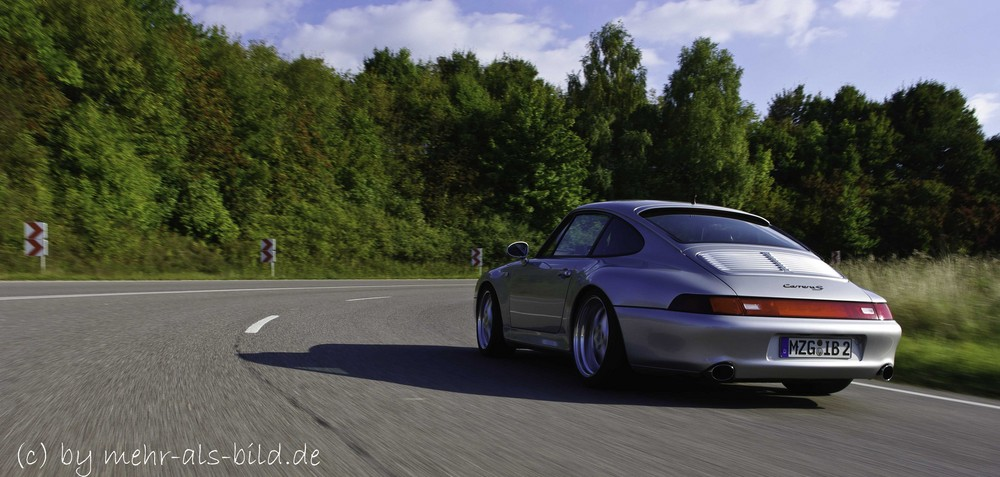 Speedshooting Porsche 993 Carera