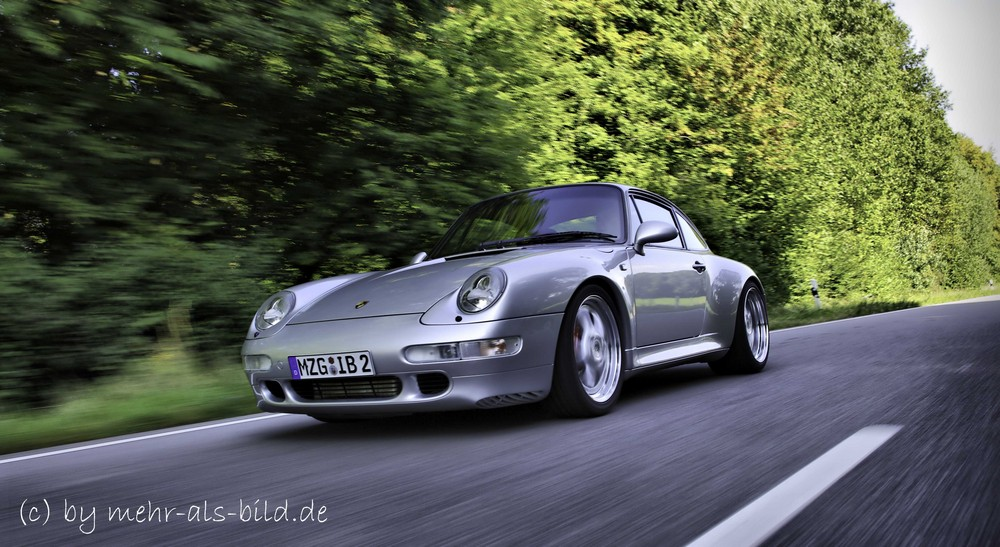 Speedshooting Porsche 993 Carera II