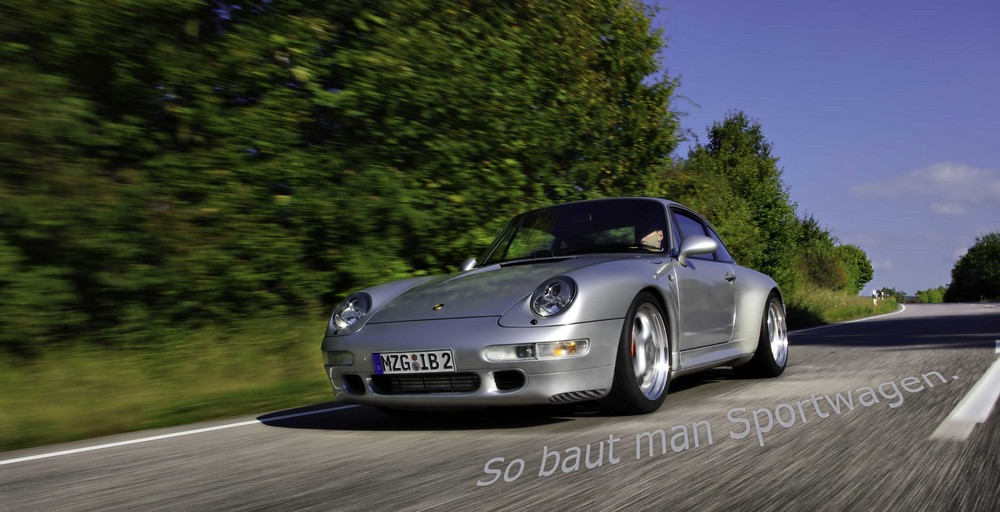Speedshooting Porsche 993 Carera III