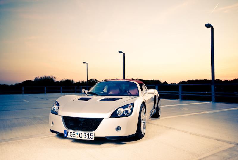 Speedster I