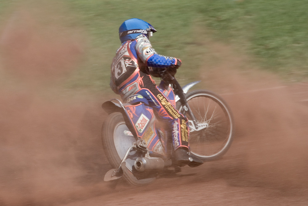 SPEEDWAY - dirty dust and speed - one