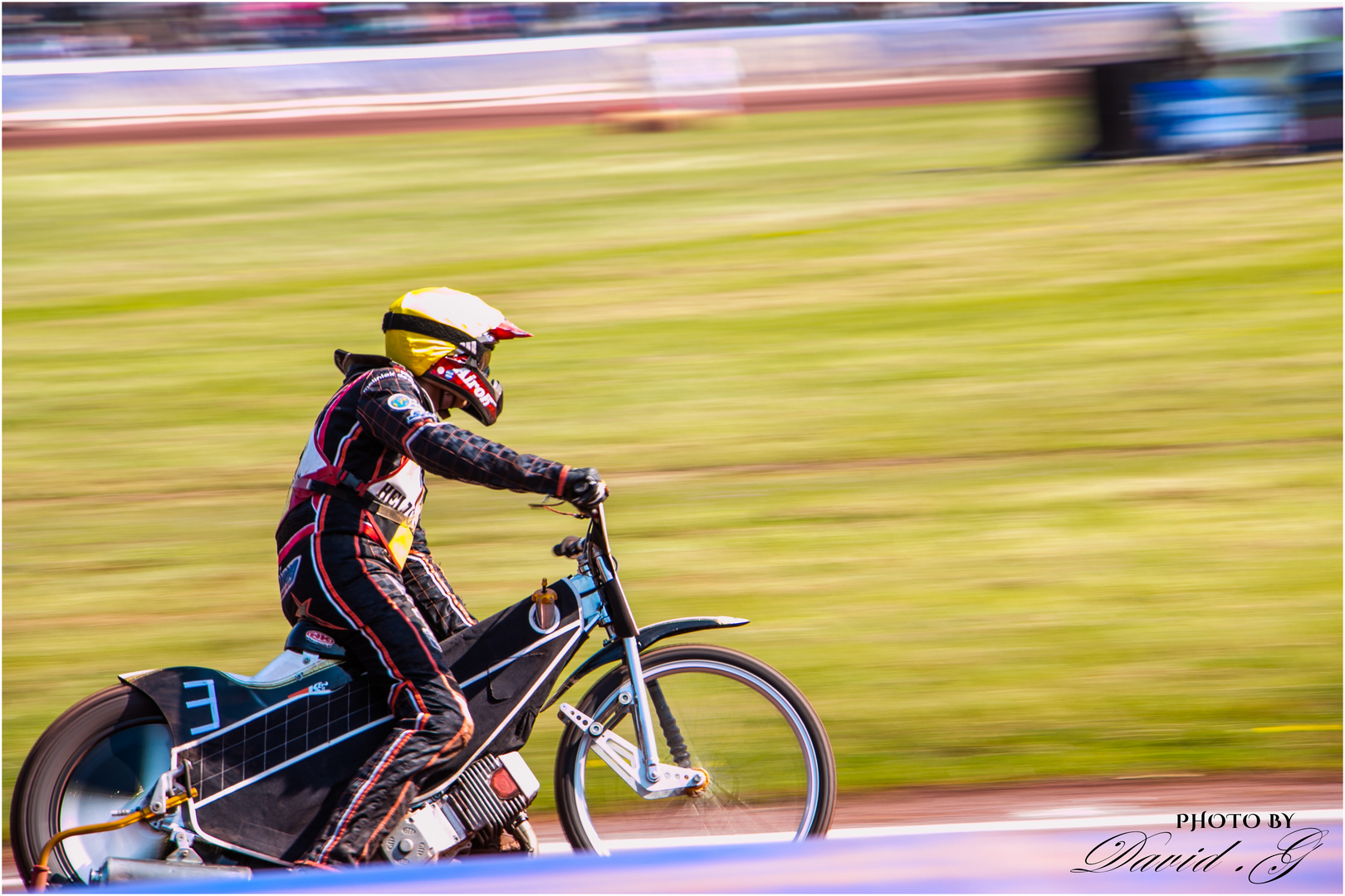 Speedway Rennen-1 in Neuenknick