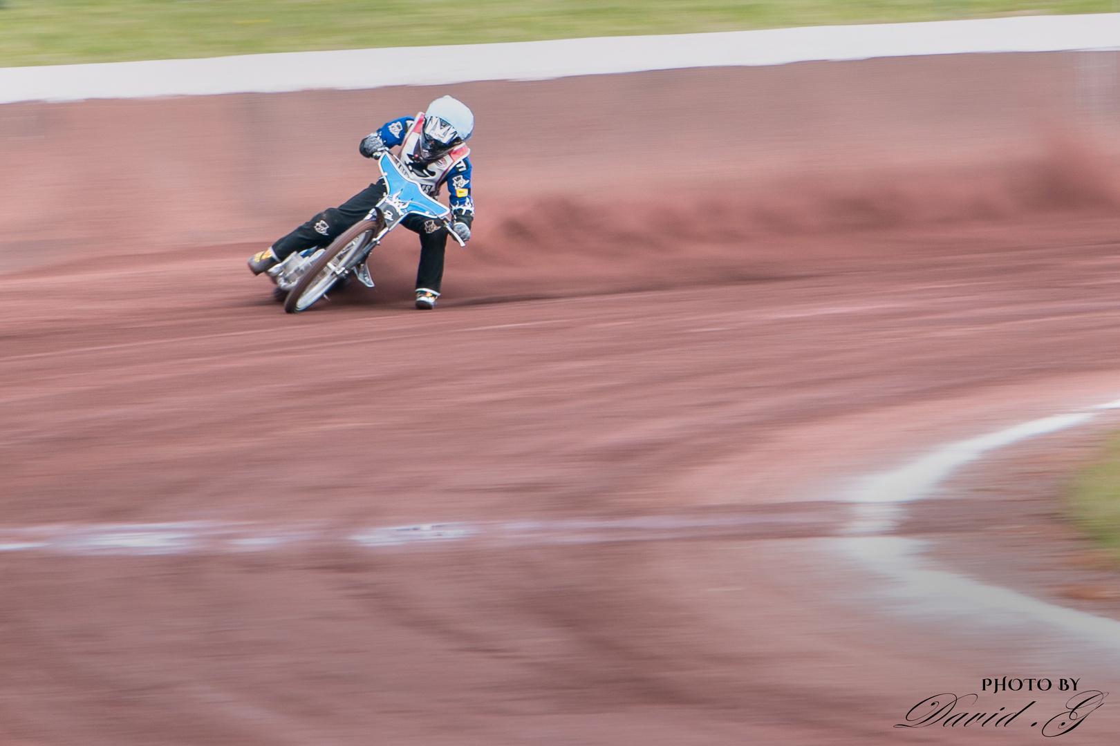 Speedway Rennen-2 in Neuenknick