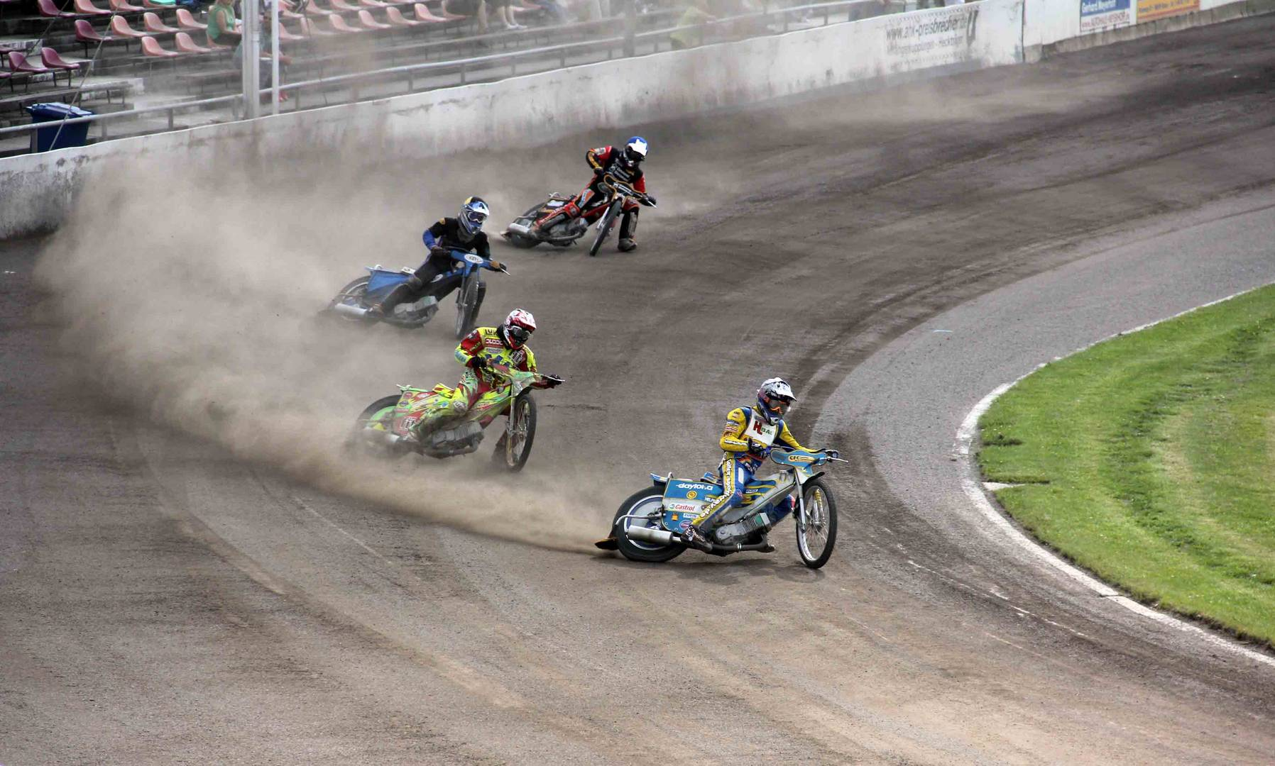 Speedway Total!