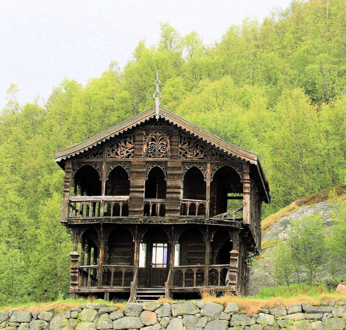 Speicherhütte