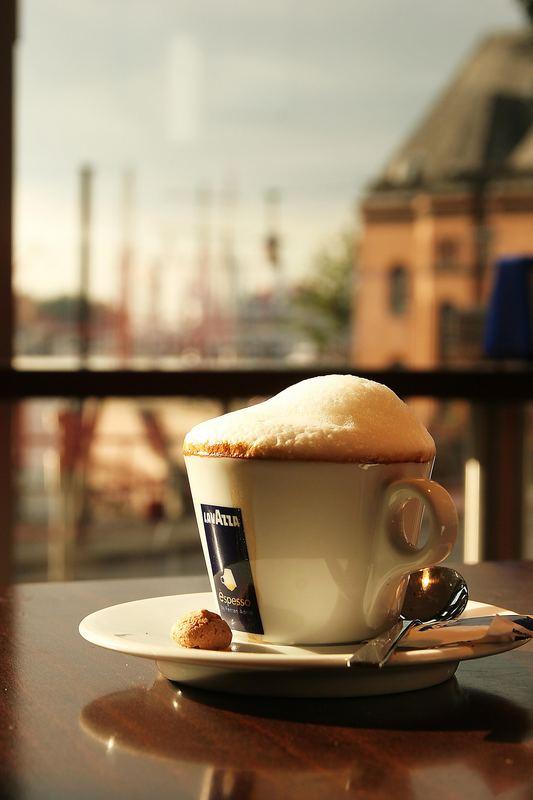 Speicherkaffee