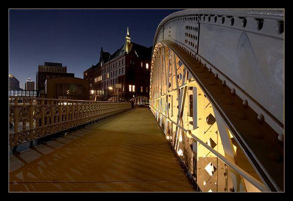 Speicherstadt bei Nacht (Directors Cut)