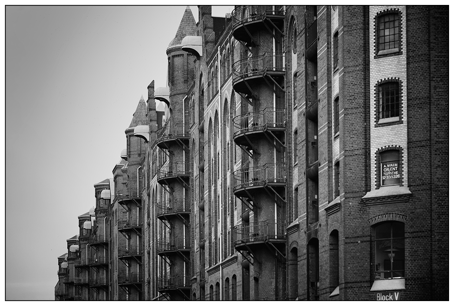 Speicherstadt Block V