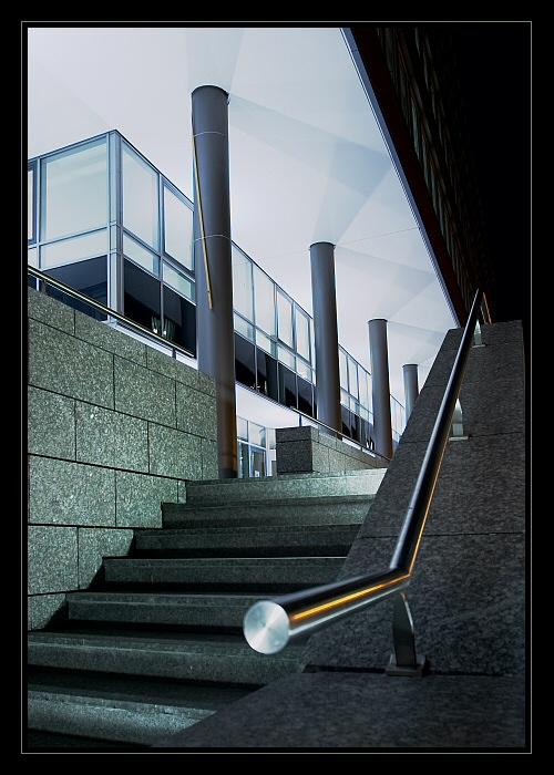 Speicherstadt - die Moderne, im Wandel der Zeit 2