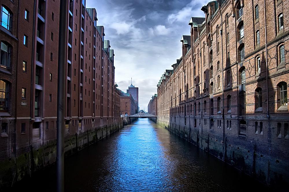 - Speicherstadt Hamburg -