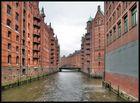 Speicherstadt Hamburg, built 1888