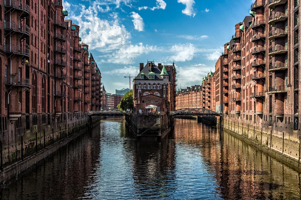 Speicher.Stadt Hamburg