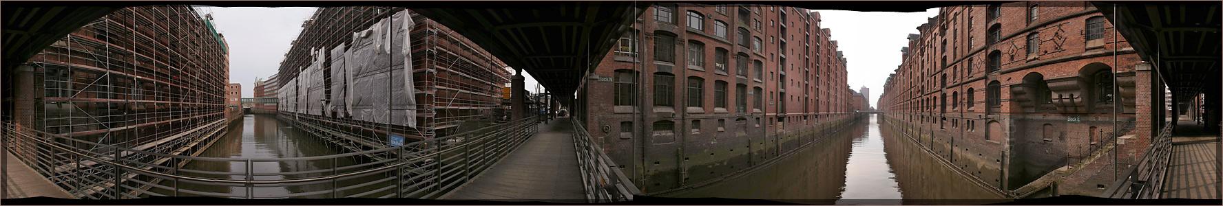 Speicherstadt Hamburg - fc 4 Jahresfeier