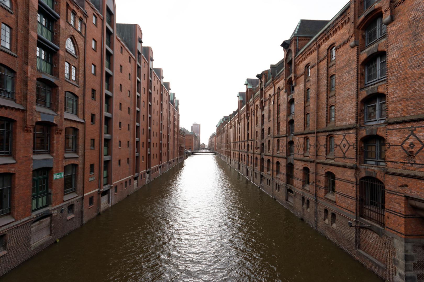 Speicherstadt Hamburg mal anders
