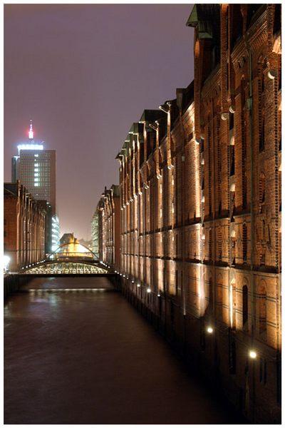Speicherstadt & Hanseatic Tradecenter