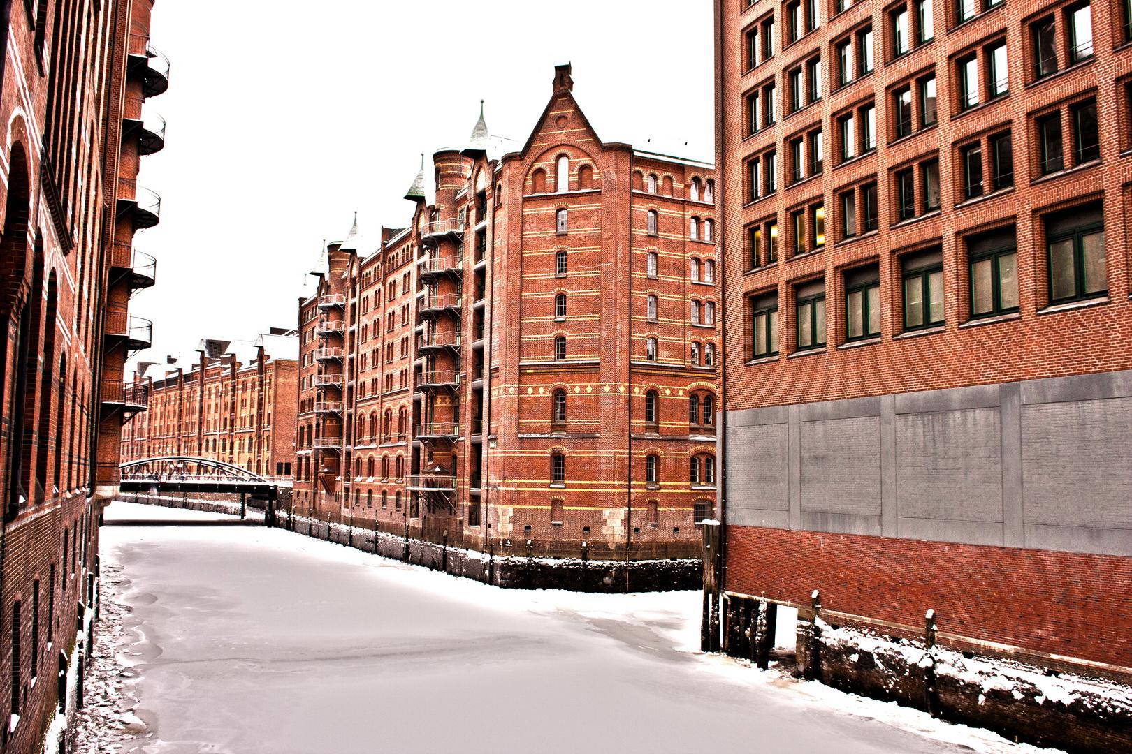 Speicherstadt II