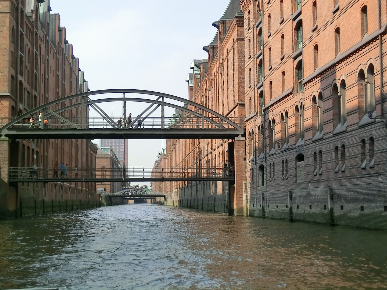 Speicherstadt in Hamburg Teil 1