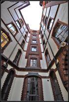 Speicherstadt Innenhof