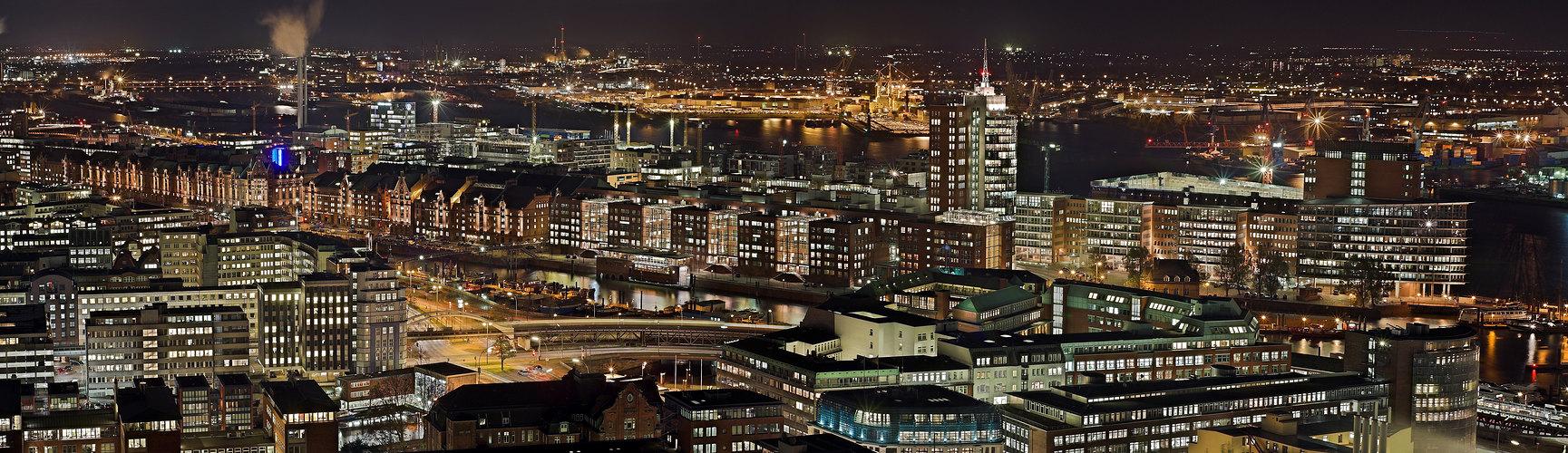 speicherstadt panorama foto bild deutschland europe hamburg bilder auf fotocommunity. Black Bedroom Furniture Sets. Home Design Ideas